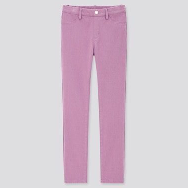Girls Ultra Stretch Leggings Pants Uniqlo Us