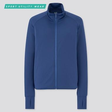 Damen AIRism Jacke aus Mesh mit UV-Schutz