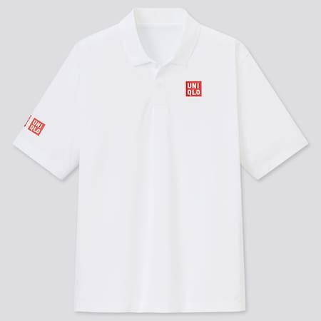 Herren Kei Nishikori London 2021 DRY-EX Poloshirt