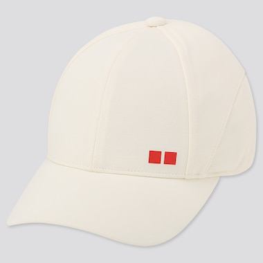 Tennis Cap (Kei Nishikori 20fra), Off White, Medium