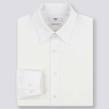 MEN SUPER NON-IRON REGULAR FIT SHIRT (REGULAR COLLAR)
