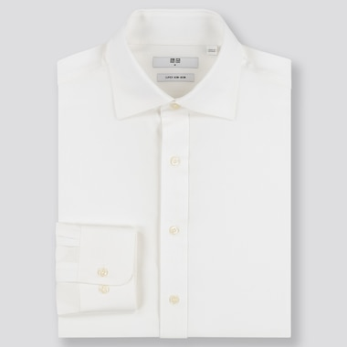 MEN SUPER NON-IRON REGULAR FIT SHIRT (SEMI-CUTAWAY COLLAR)
