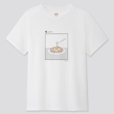 Women Gudelicious UT Graphic T-Shirt