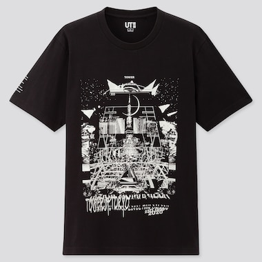 Men Neo-Miyage UT Graphic T-Shirt