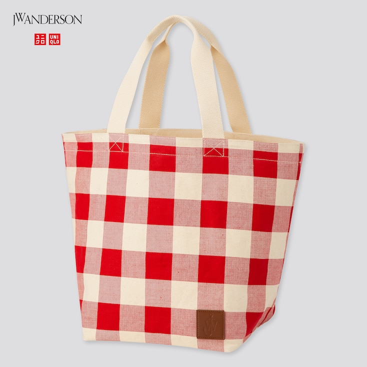 Reversible Tote Bag (Jw Anderson), Red, Large