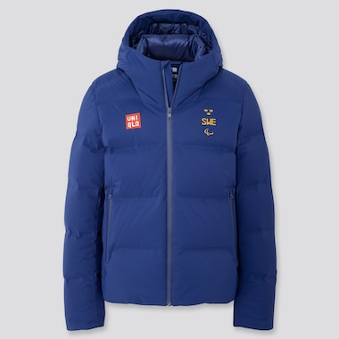 Sweden Paralympic Seamless Down Parka