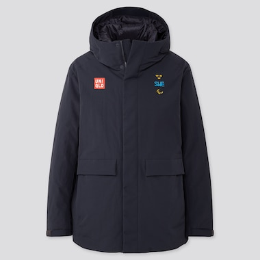 Sweden Paralympic Hybrid Down Parka