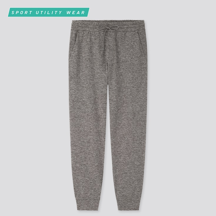 Men Ultra Stretch Active Jogger Pants (Online Exclusive), Gray, Large