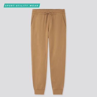 Men Ultra Stretch Active Jogger Pants (Online Exclusive), Beige, Medium