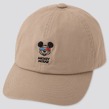 MICKEY ART UT EMBROIDERED CAP
