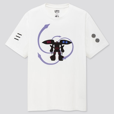 Herren UT bedrucktes T-Shirt Gunpla 40th