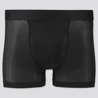 Men AIRism Mesh Boxer Briefs