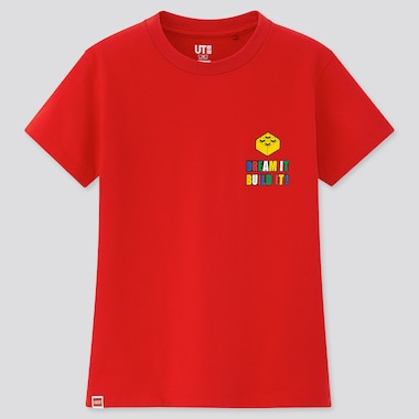Kids LEGO® UT Graphic T-Shirt