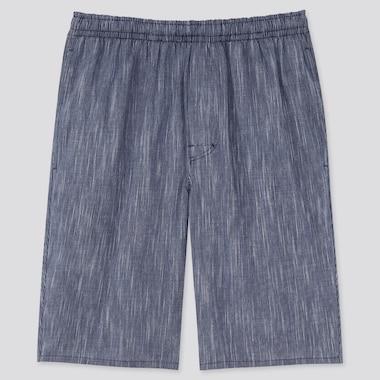 Men Light Cotton Easy Shorts