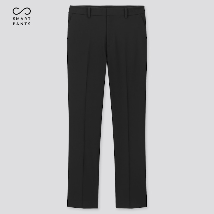 "Women Ezy 2-Way Stretch Ankle-Length Pants (Tall 29"") (Online Exclusive), Black, Large"