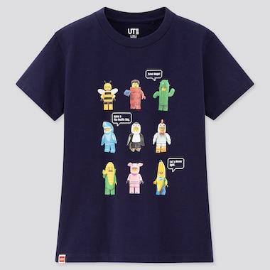 Kinder LEGO® UT bedrucktes T-Shirt