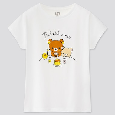 Girls Rilakkuma UT Graphic T-Shirt