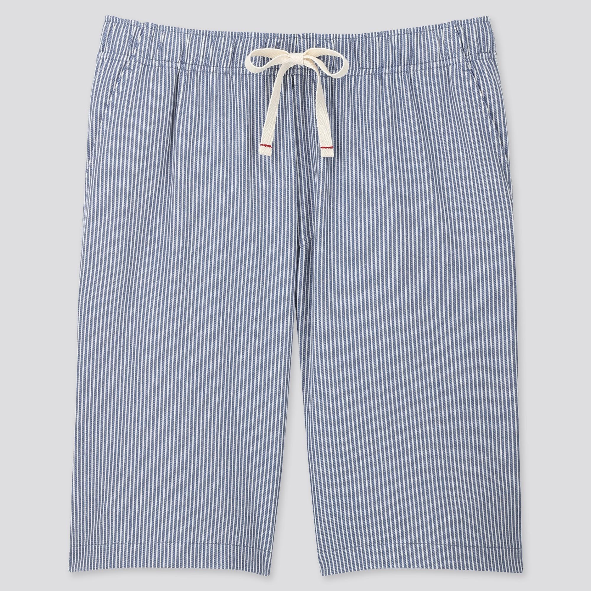men jersey easy shorts