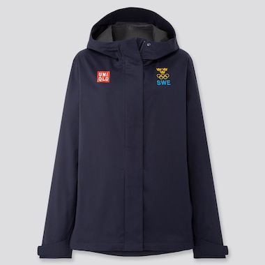 Sweden Olympic BLOCKTECH Parka
