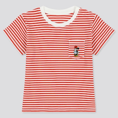 Toddler Magic For All Icons Ut (Short-Sleeve Graphic T-Shirt), Red, Medium