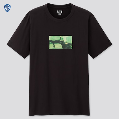 Herren UT bedrucktes T-Shirt SF Movie