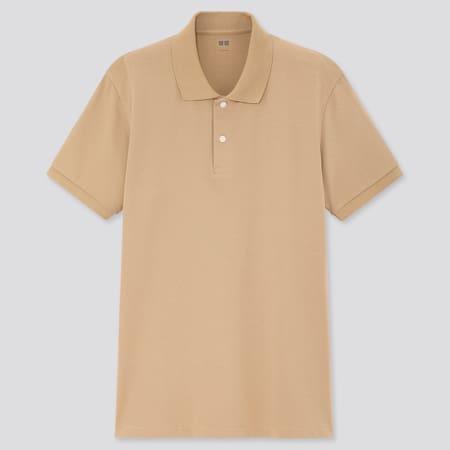 Herren DRY Piqué-Poloshirt