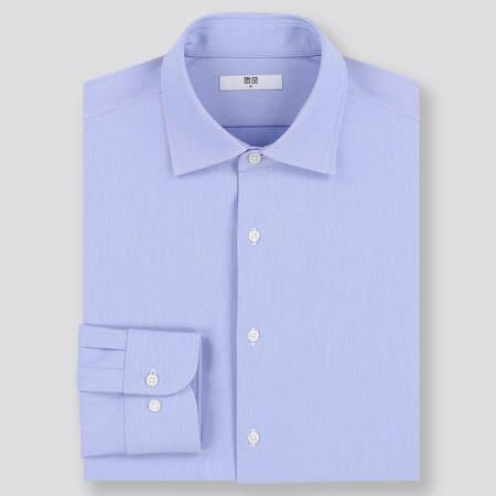 Men Easy Care Comfort Regular Fit Shirt (Semi-Cutaway Collar)