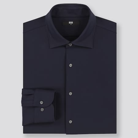 Camicia Easy Care Comfort A Quadri (Colletto Italia Semiaperto) Uomo