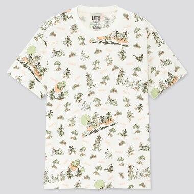 Mickey Aloha UT Camiseta Gráfica Hombre