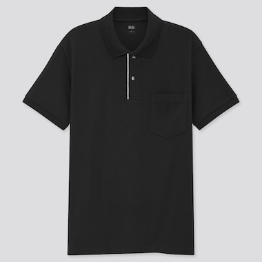 Men DRY Piqué Designed Polo Shirt