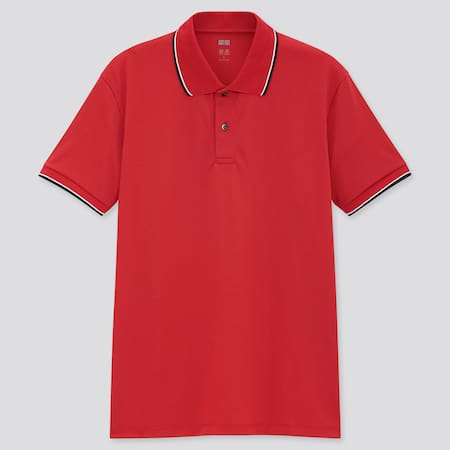 Men DRY-EX Piqué Polo Shirt
