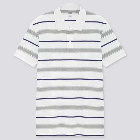 Herren DRY-EX Piqué-Poloshirt