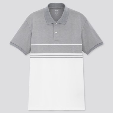 Men DRY-EX Piqué Polo Shirt
