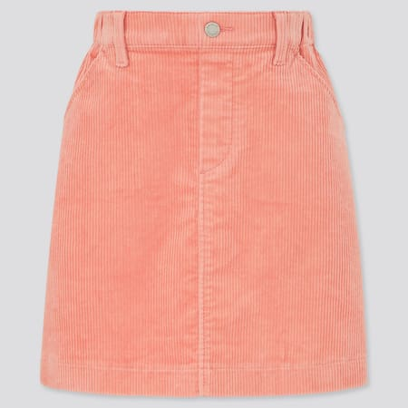 Girls Corduroy Skirt