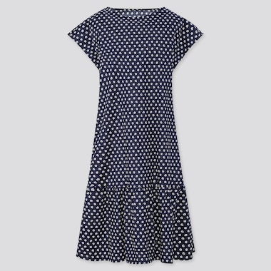 Women Joy of Print Light Cotton Lounge Dress