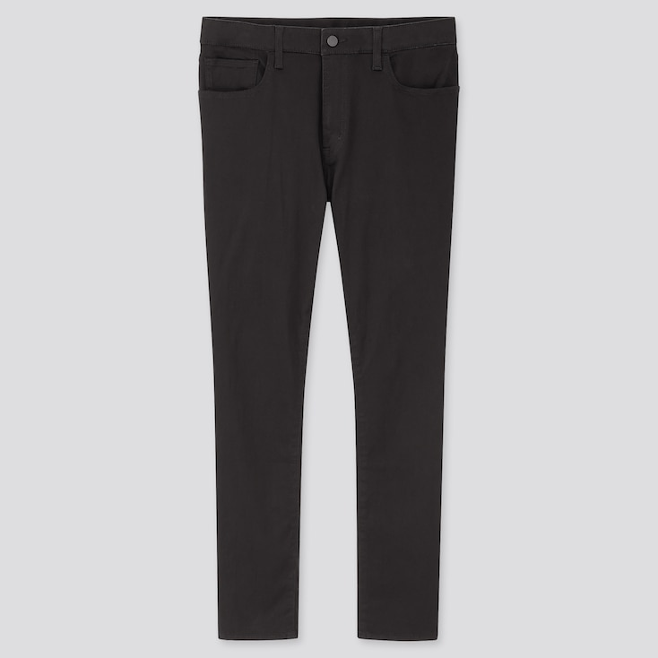 """Men Ezy Ultra Stretch Color Jeans (Tall 33.5"""") (Online Exclusive), Black, Large"""
