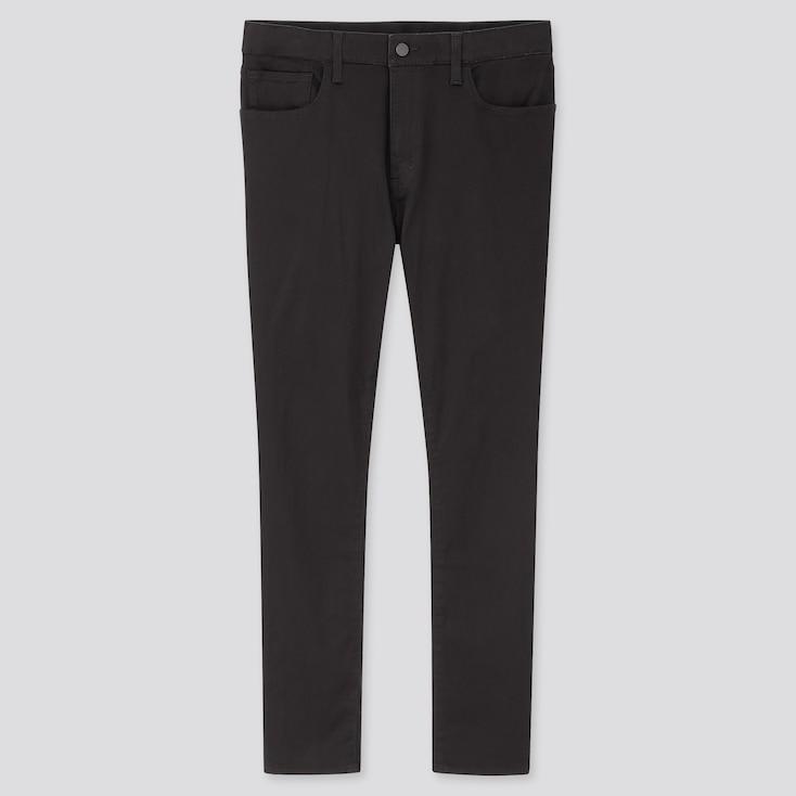 Men Ezy Ultra Stretch Color Jeans, Black, Large