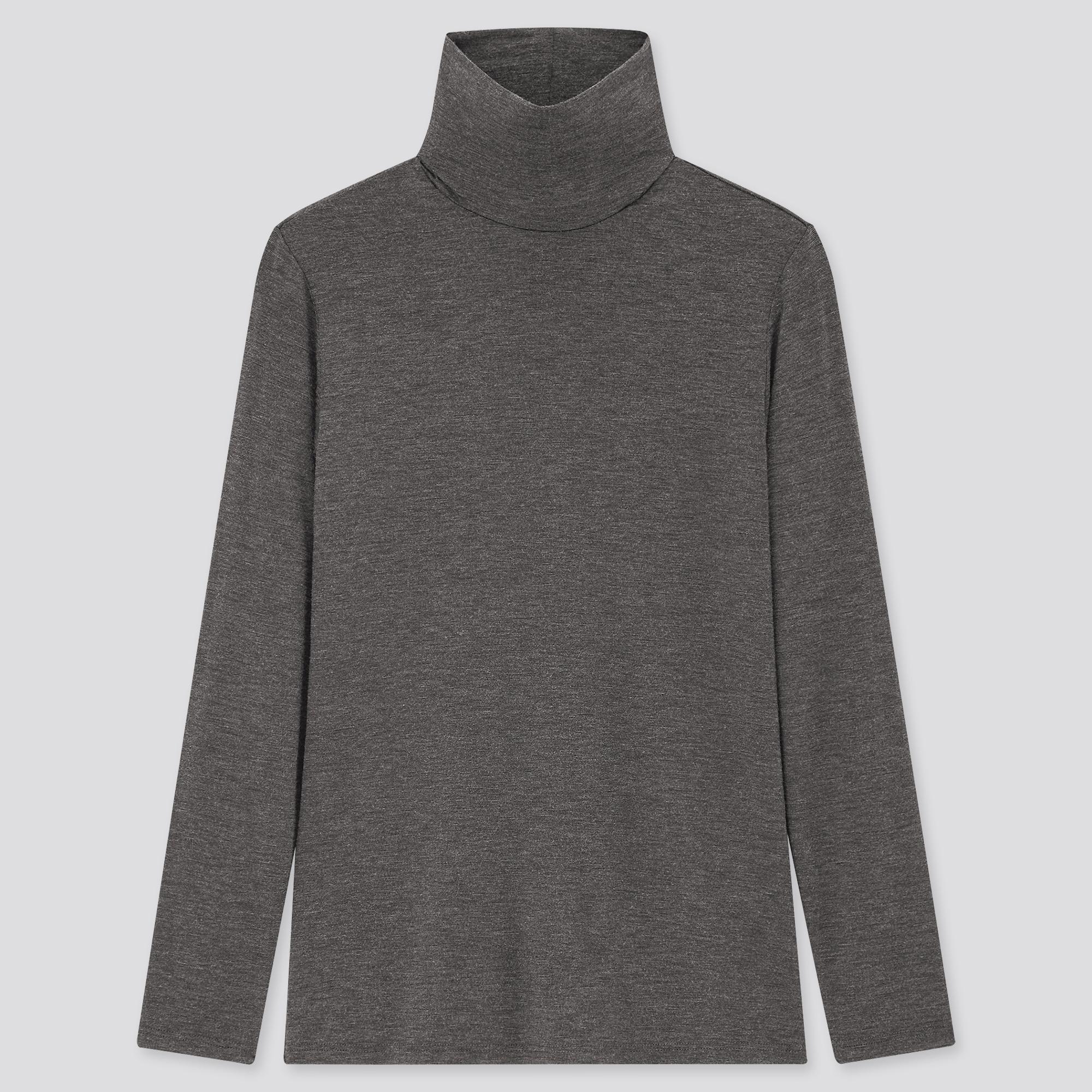 women HEATTECH turtleneck t-shirt