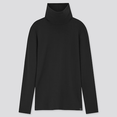 Women HEATTECH Extra Warm Turtleneck Thermal Top