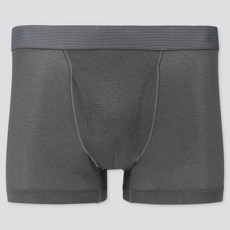 Herren AIRism Mesh-Unterhose