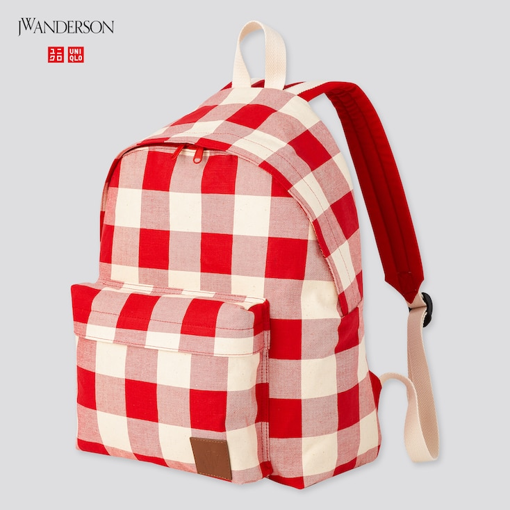 Backpack (Jw Anderson), Red, Large
