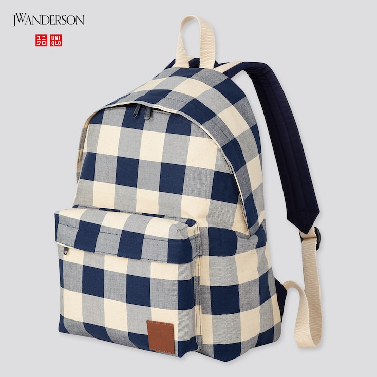 Backpack (Jw Anderson), Navy, Large