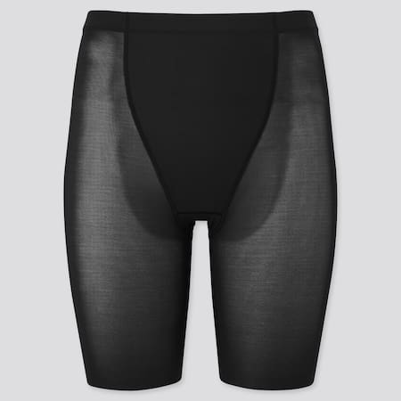 Women Body Shaper Non-Lined Half Length Support Shorts