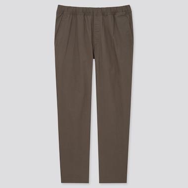 Pantaloni Alla Caviglia Cotone Relax UOMO