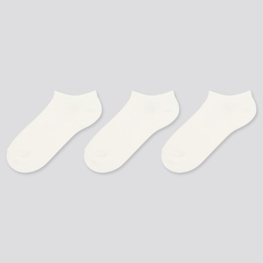 WOMEN Short Socks (Three Pairs)