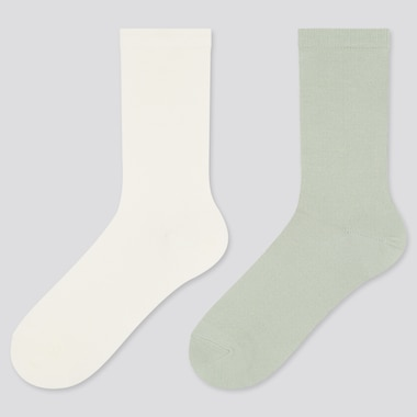 Women HEATTECH Thermal Thermal Socks (Two Pairs)