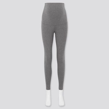 Women Maternity Leggings (Online Exclusive), Dark Gray, Medium