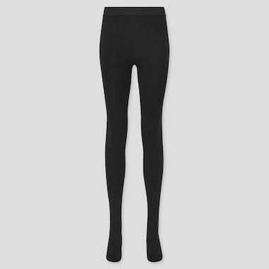 Women HEATTECH Extra Warm Fleece Lined Thermal Tights