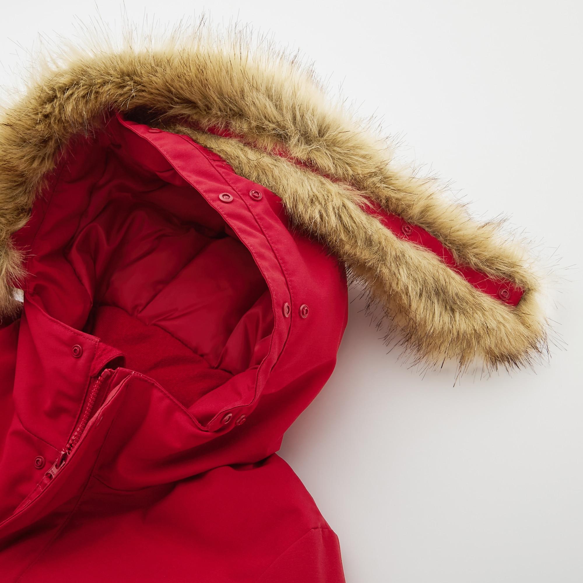 Uniqlo KIDS WARM PADDED COAT