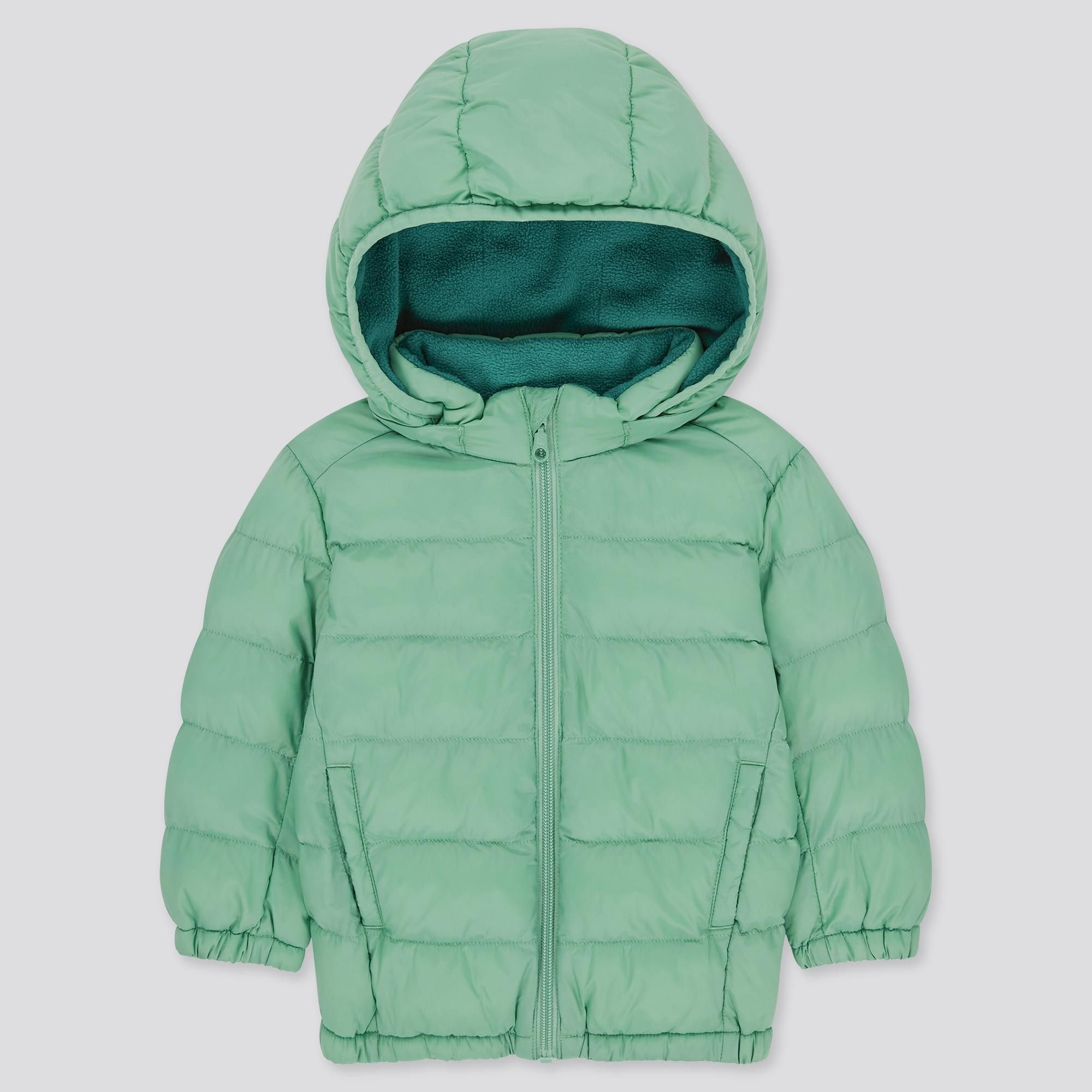 Uniqlo TODDLER LIGHT WARM PADDED FULL-ZIP PARKA